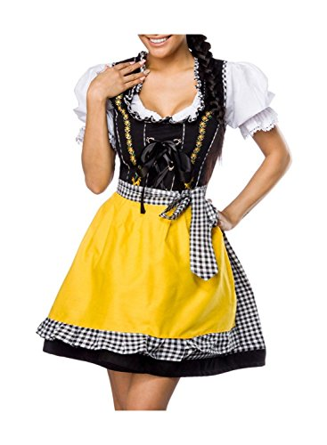 Mini-Dirndl mit Bluse von luxury & good Dessous 34 D (S)