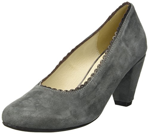 Hirschkogel by Andrea Conti 3009200, Damen Pumps, Grau (schiefer 261), 39 EU
