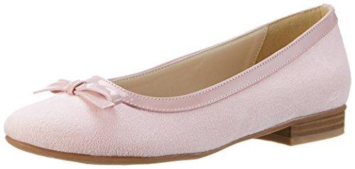 Hirschkogel by Andrea Conti Damen 3003424 Geschlossene Ballerinas, Pink (Rosa), 40 EU