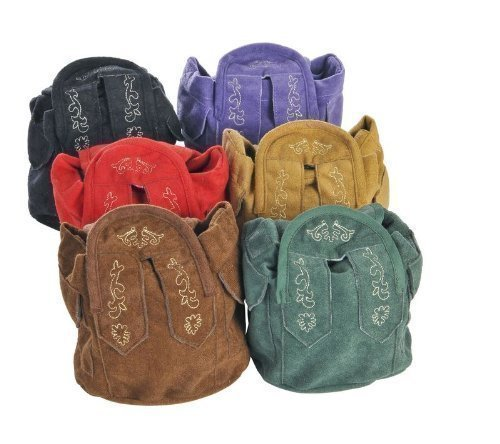Trachtentasche, Dirndltasche (schwarz)